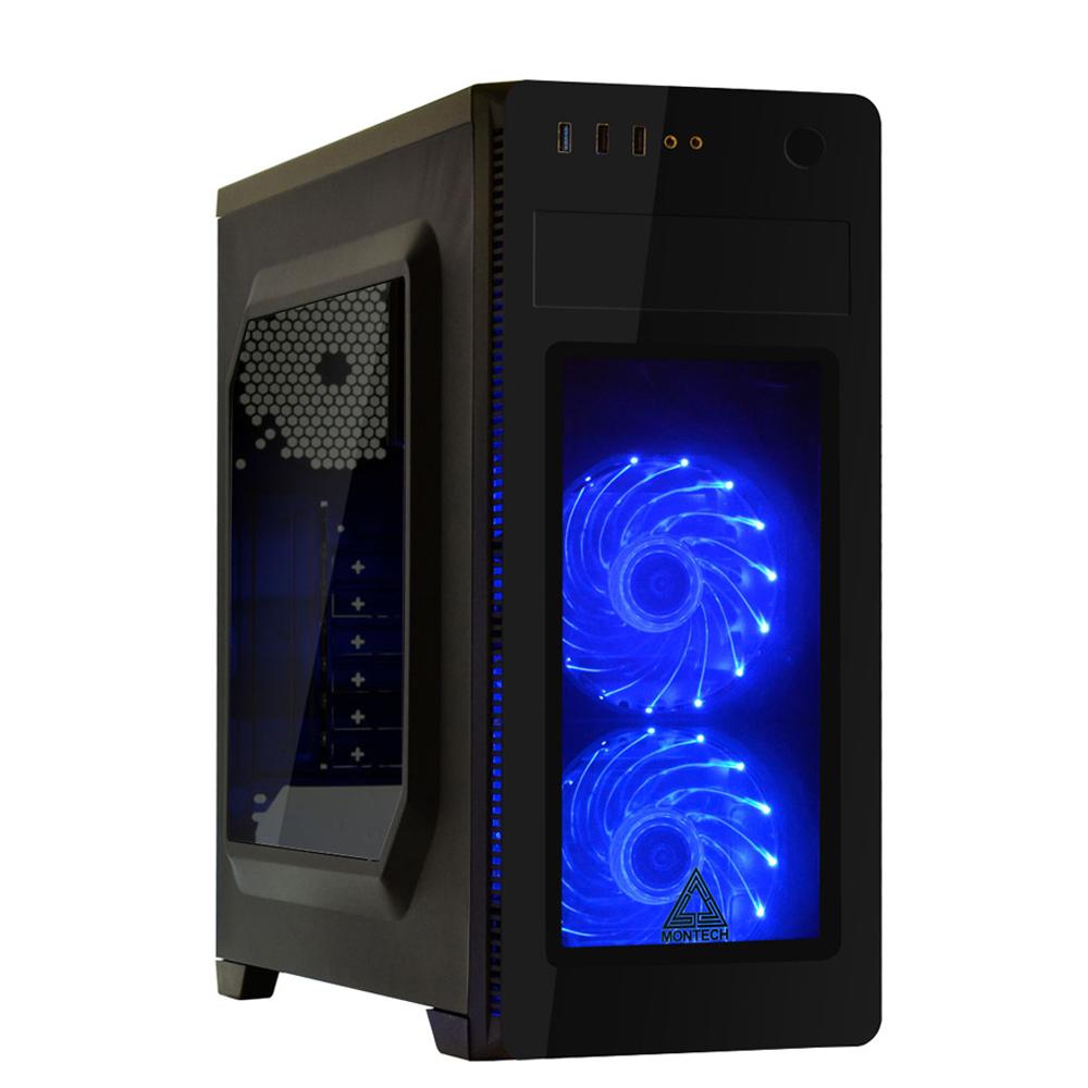 微星平台[盜賊魔法]  R5 2600 六核 GTX-1060  獨顯電玩