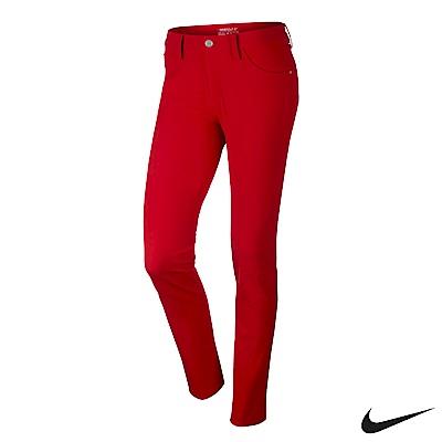 Nike Golf 女運動機能長褲 紅 725717-657