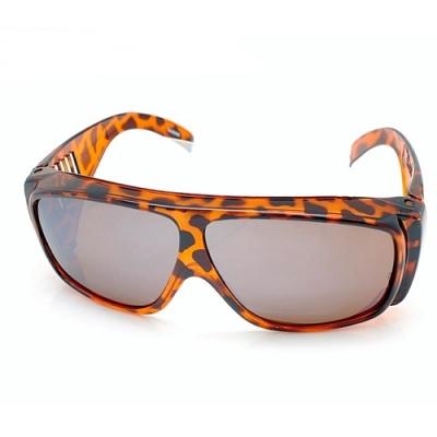 台灣製造PHOTOPLY二合一抗藍光眼鏡+防風太陽眼鏡703(抗藍光94%+抗紫外線100%+紅外線50%;太空防爆鏡片;可同時戴近視眼鏡)寶麗來安全眼鏡鏡防風鏡