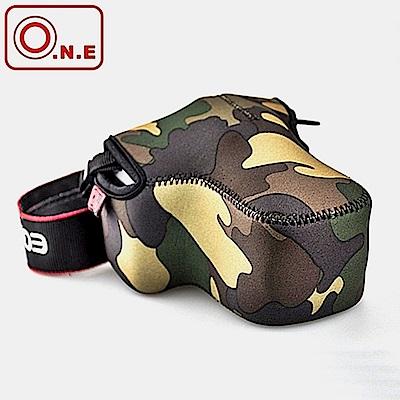 O.N.E立體相機包內膽包OC-MC3,叢林迷彩,大