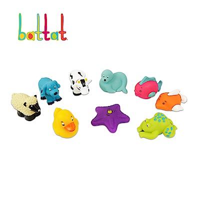 【B.Toys】海星與朋友們(9pcs)_Battat系列