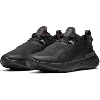 NIKE 慢跑鞋 緩震 訓練 健身 運動鞋 男鞋 黑 CQ7888001 NIKE REACT MILER SHIELD
