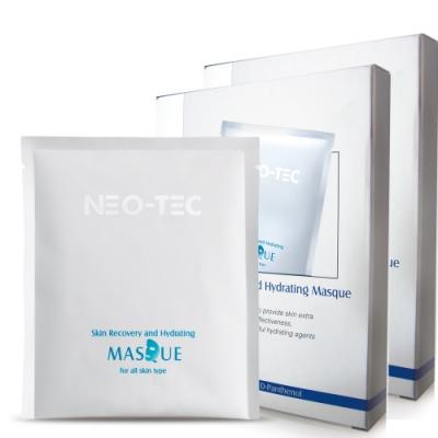(買一送一) NEO-TEC妮傲絲翠高效水嫩修護面膜4pcs