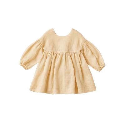 MARLMARL 圍裙/希臘系列/貝殼粉/寶寶