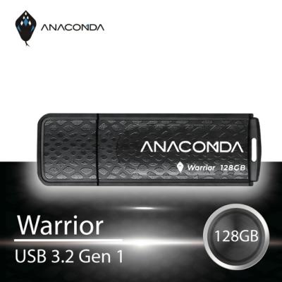 ANACOMDA 巨蟒  Warrior 128GB 隨身碟