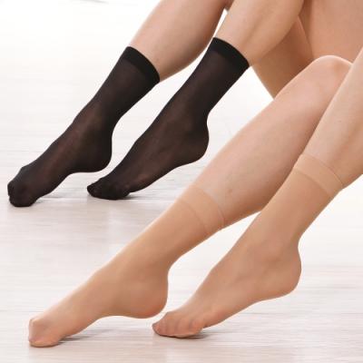 佩登斯 短絲襪 乾爽透氣彈性短絲襪(6雙)