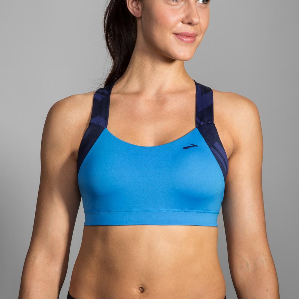 BROOKS  UpLift Crossback包覆系列運動內衣(300616434)