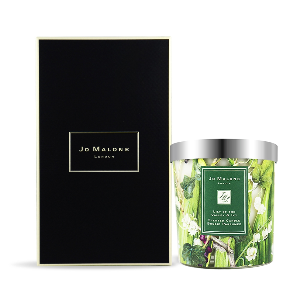 Jo Malone Lily Of The Valley & Ivy 鈴蘭與常春藤香氛蠟燭 200g