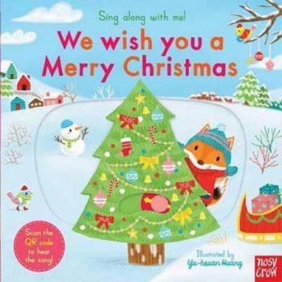 We Wish You A Merry Christmas 童謠歌唱操作書(英國版)