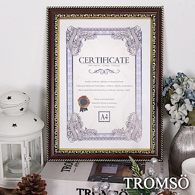 TROMSO 極致榮耀A4相框-L款
