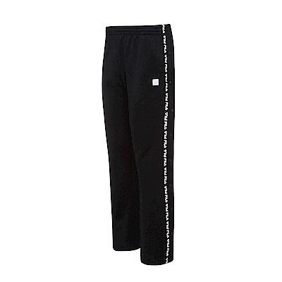 FILA #漢城企劃 釘釦排褲-黑 1PNT-1432-BK