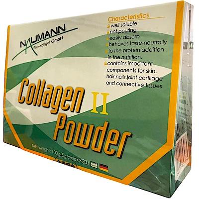 諾固100%水解褐藻膠原彈力蛋白高單位粉末(5g*20包;全素可食)