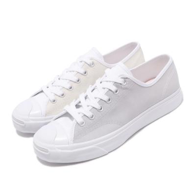 Converse 休閒鞋 Jack Purcell 穿搭 男女鞋 開口笑 基本款 帆布 鴛鴦 情侶鞋 灰 白 167921C