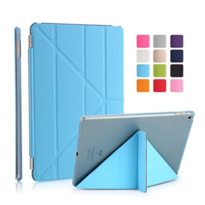 Apple蘋果2019版 iPad 10.2吋三角smart cover多功能皮套