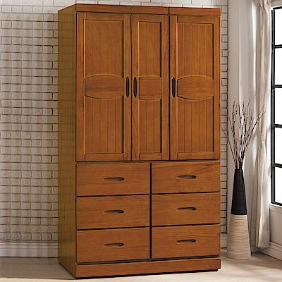 AS-亞伯4x7尺衣櫃-118x58x209cm