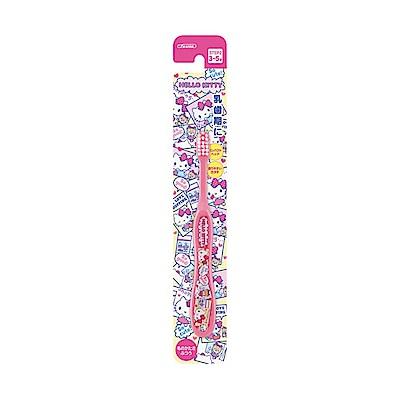 WAVA 日本SKATER Hello Kitty 兒童牙刷(3-5歲適用)
