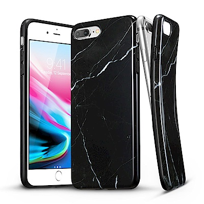 ESR iPhone 8 Plus/7 Plus 大理石系列手機殼