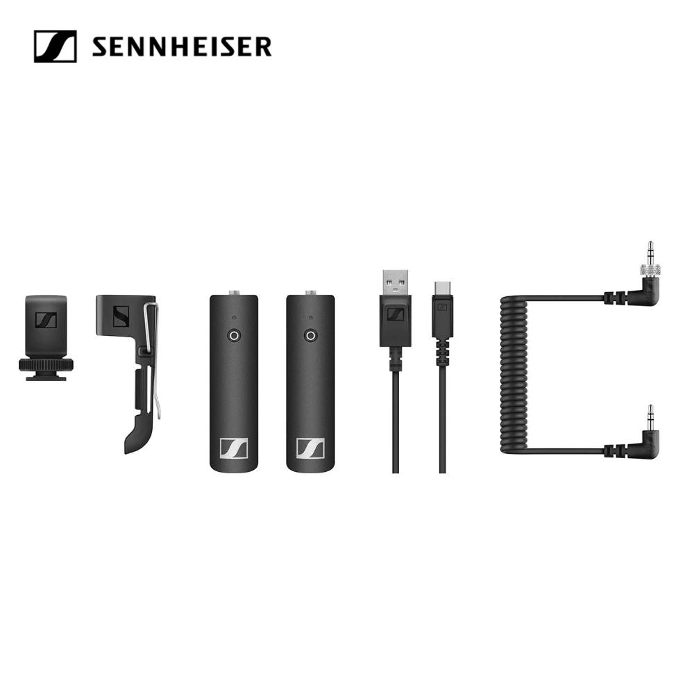 Sennheiser XSW-D PORTABLE BASE SET 音訊無線轉換套裝組