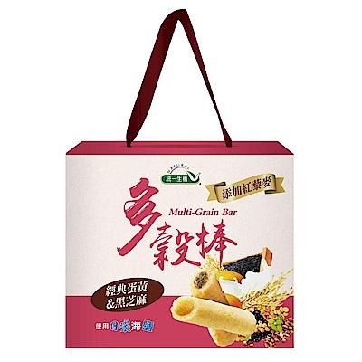 統一生機 紅藜多穀棒禮盒(360g)