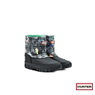 HUNTER - 女鞋 - 短筒雪靴 - 綠