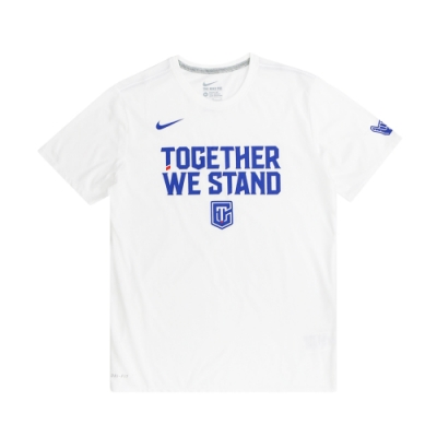 NIKE AS TOGETHER WE STAND TEE中華T 白色