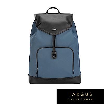 Targus Newport 抽繩後背包 (莫蘭迪藍/15 吋筆電適用)