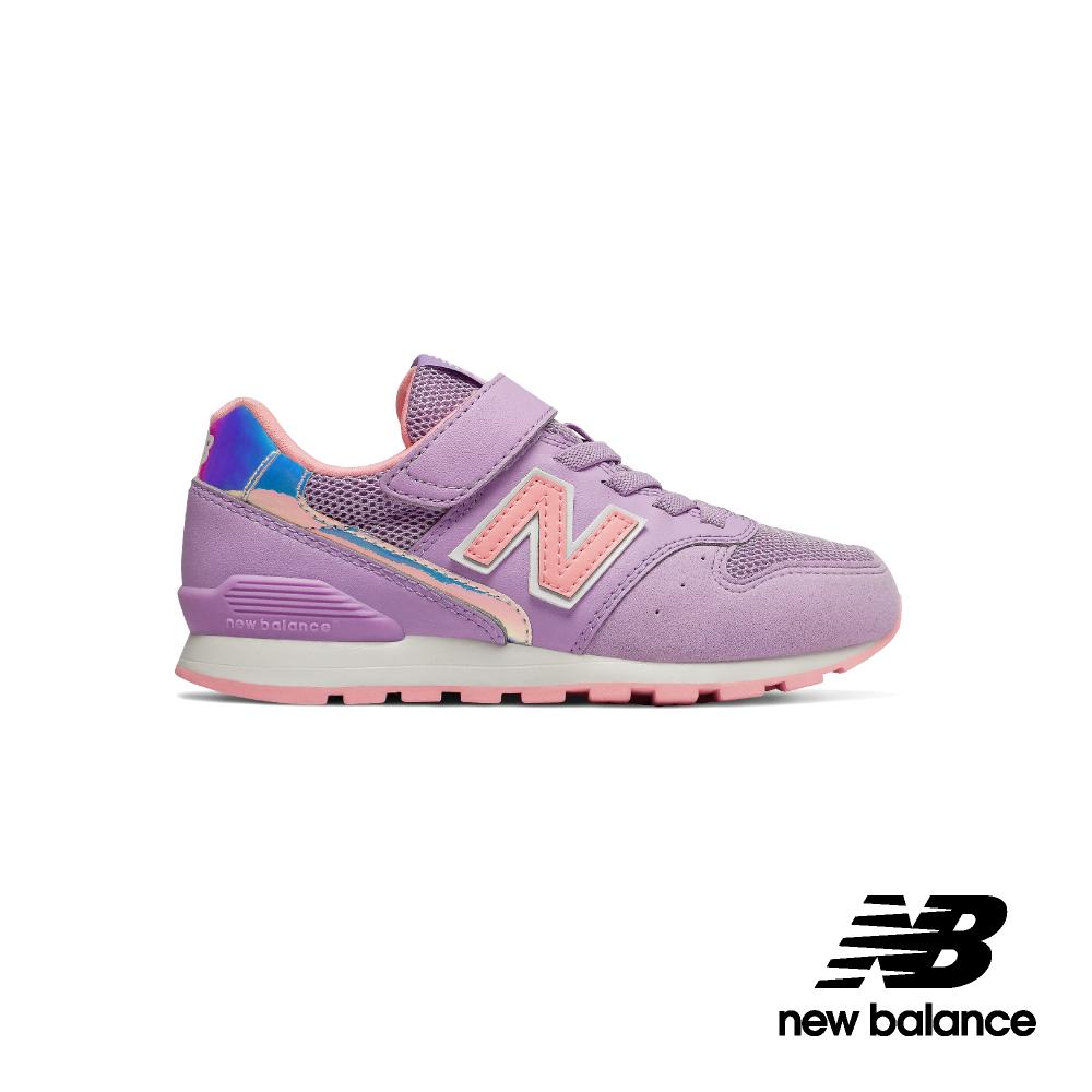 New Balance 復古鞋_YV996M1_兒童_粉紅