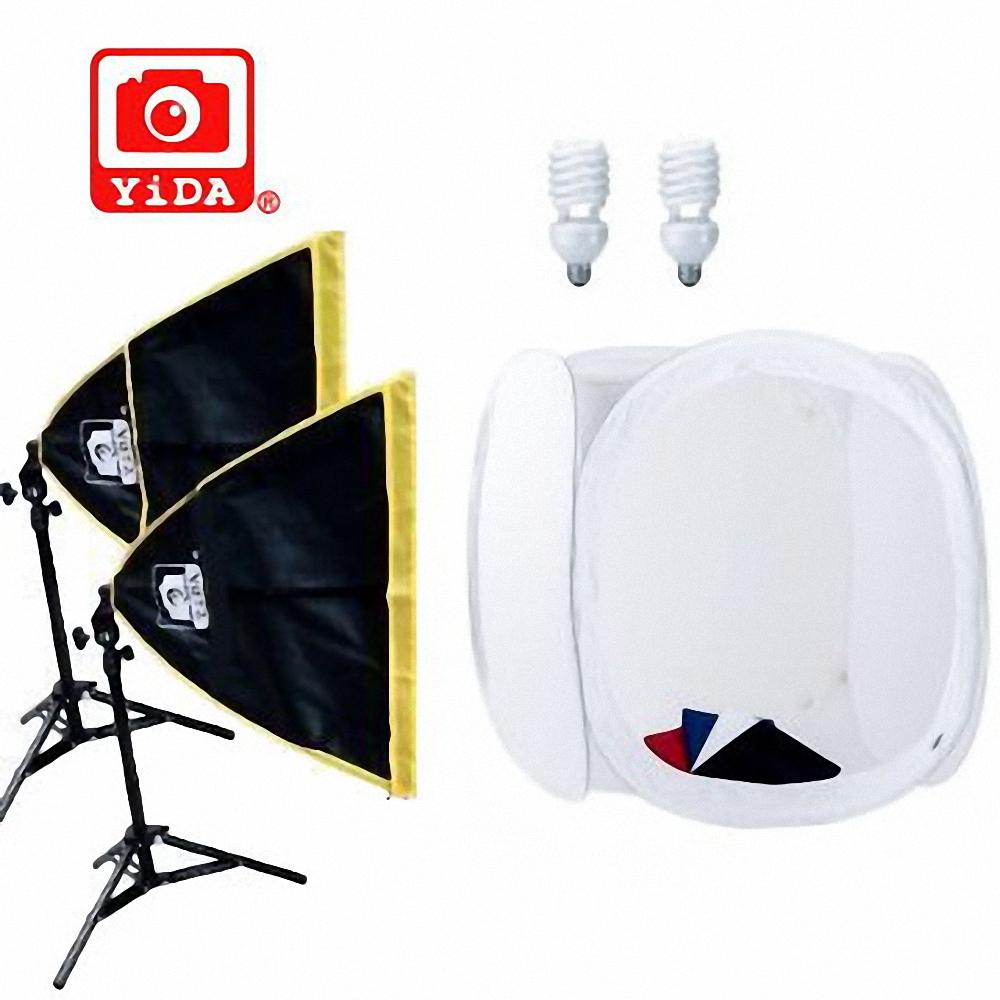 YIDA AI-601行動攝影棚(60cm)