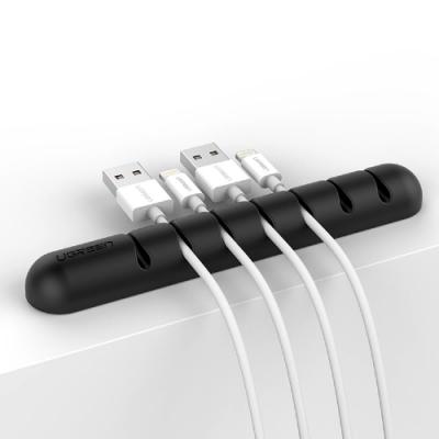 綠聯 7 Port整線器 收納扣 理線器