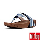 FitFlop TM-LULU TOE-THONG SANDALS(藍色條紋)