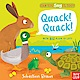 Can You Say It Too?Quack! Quack! 森林動物翻翻書(美國版) product thumbnail 1