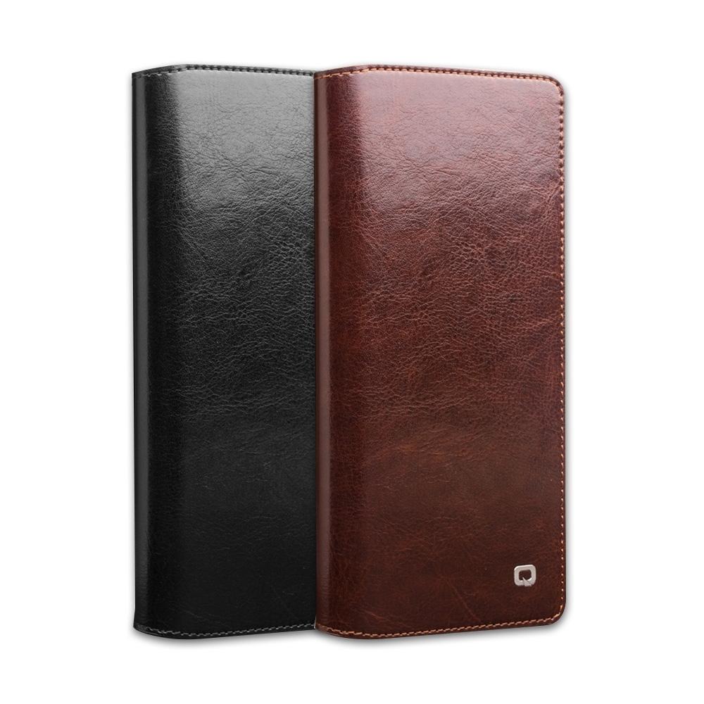 QIALINO SAMSUNG Galaxy Note 20 Ultra 經典皮套(升級版)