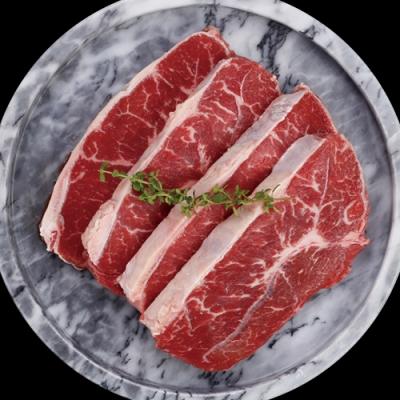 豪鮮牛肉 -買11送11 全天然草原牛嫩肩牛排22片   (100公克±10%/包)