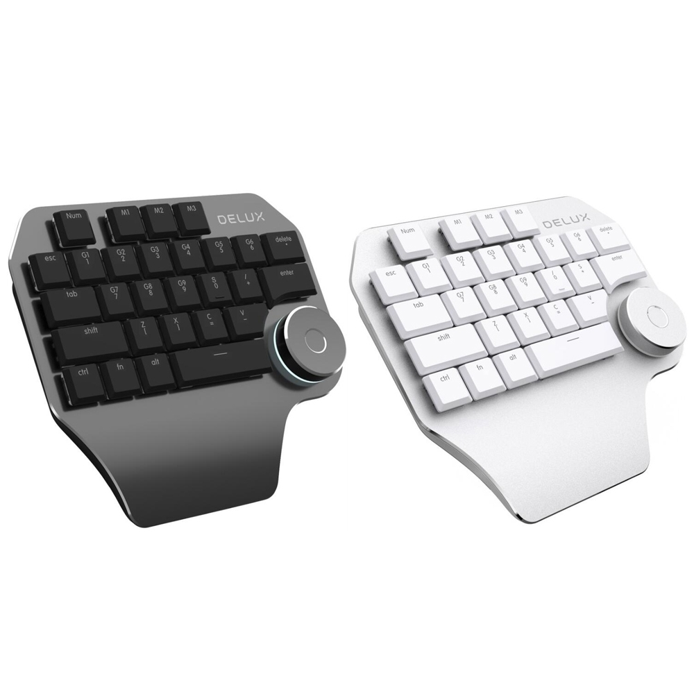 DeLUX T11 Designer 設計師鍵盤(PC/MAC)