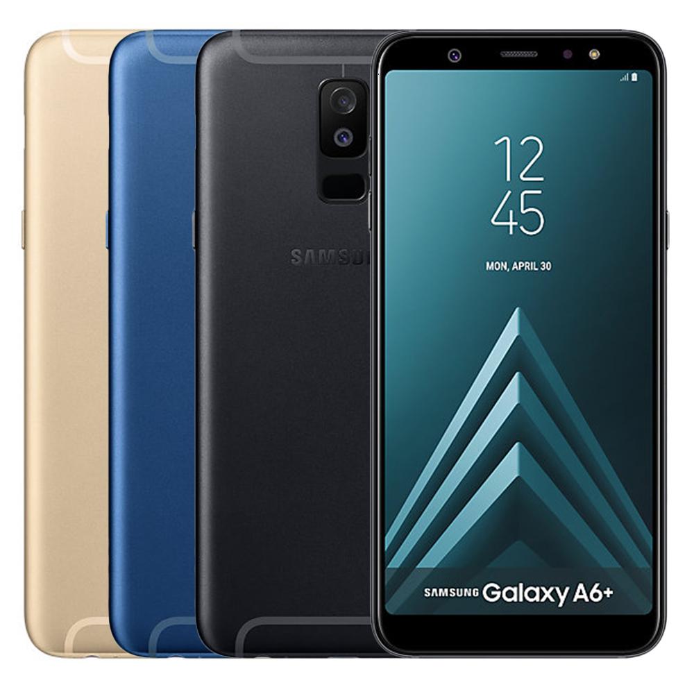 【拆封逾期品】SAMSUNG Galaxy A6+ (4G/32G) 雙卡智慧手機