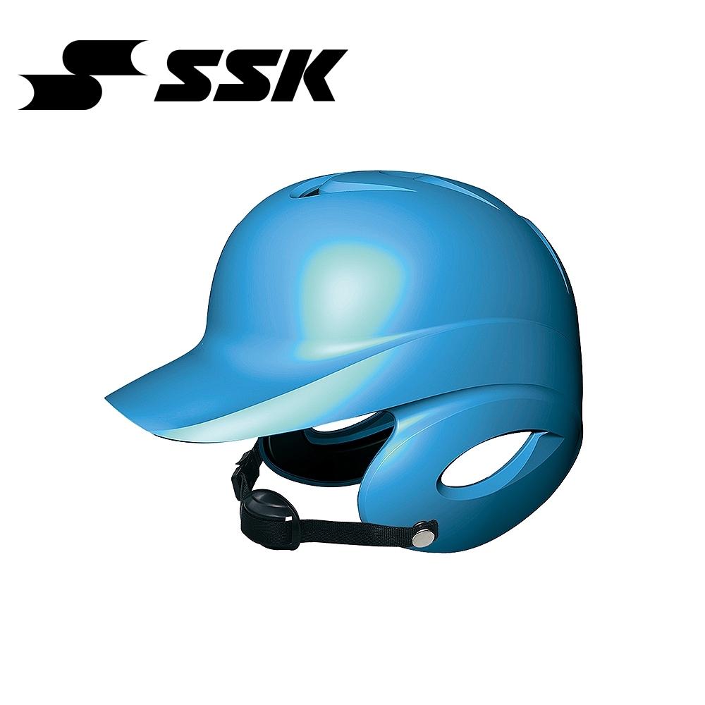 SSK    日本進口打擊頭盔    西武藍   H5500-60