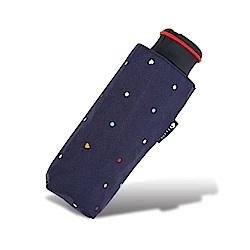 HUS 幻彩細點抗UV迷你口袋傘