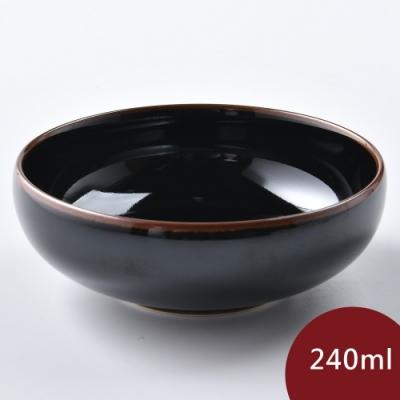 Hakusan 白山陶 碗 天目 240ml