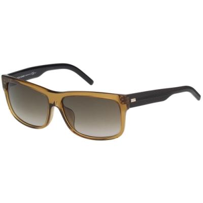Dior Homme BLACKTIE系列 太陽眼鏡(茶色配黑)