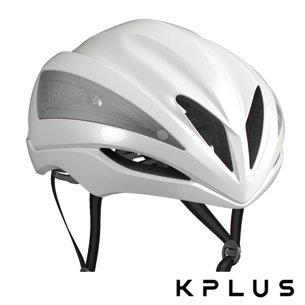 KPLUS 單車安全帽S系列公路競速ULTRA Helmet-亮白色