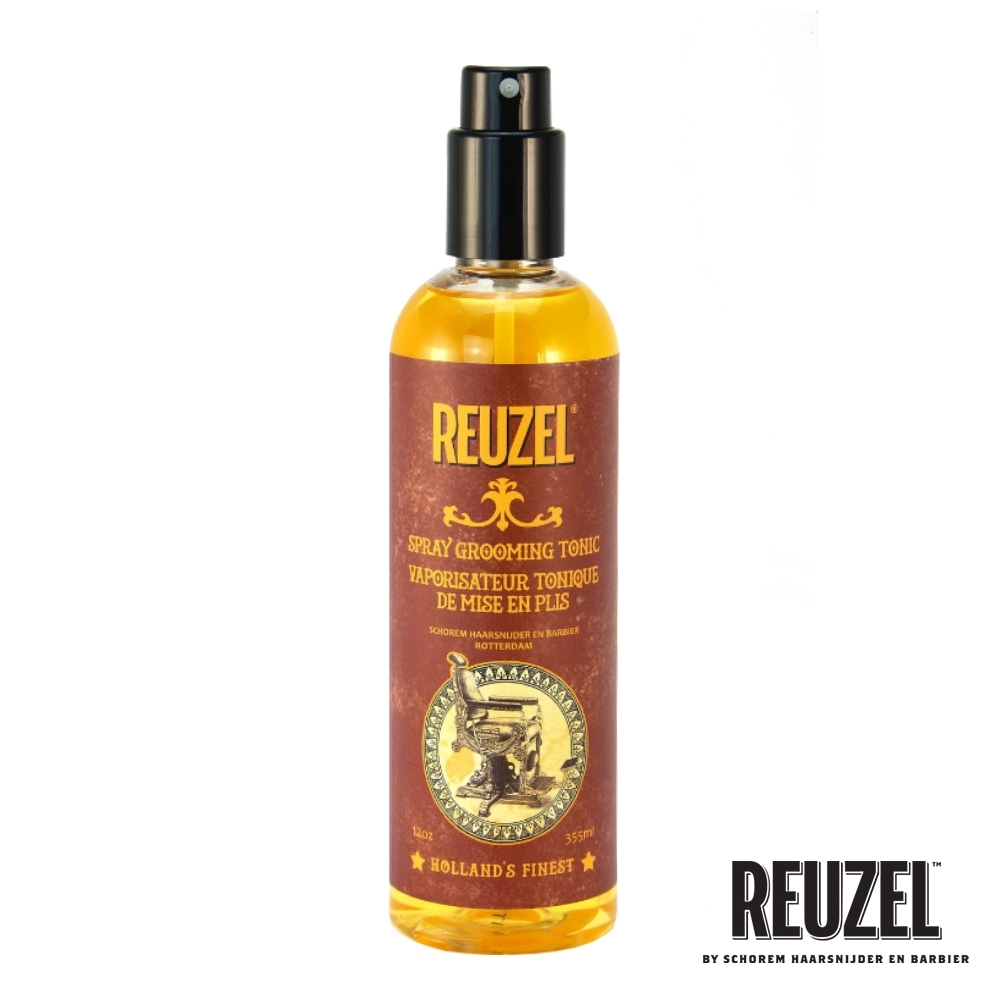 REUZEL Spray Grooming Tonic 保濕強韌打底順髮噴霧 355ml