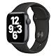 Apple Watch SE GPS 40mm灰鋁/黑運動錶帶 MYDP2TA/A product thumbnail 1
