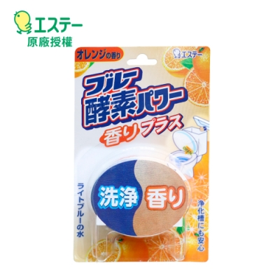ST雞仔牌 馬桶藍酵素-柑橘香 120g