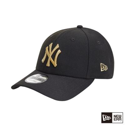 NEW ERA 9FORTY 940 LOGO 洋基 黑 棒球帽