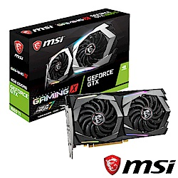 MSI微星 GeForce GTX 1660 Ti GAMING X 6G 顯示卡