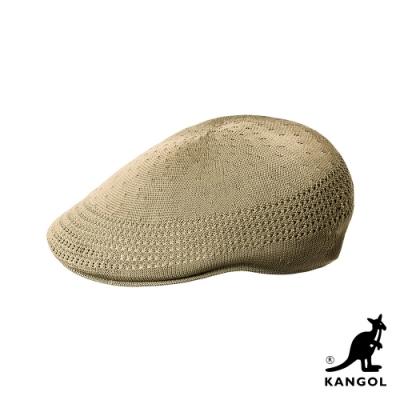 KANGOL-507 TROPIC 鴨舌帽-米色
