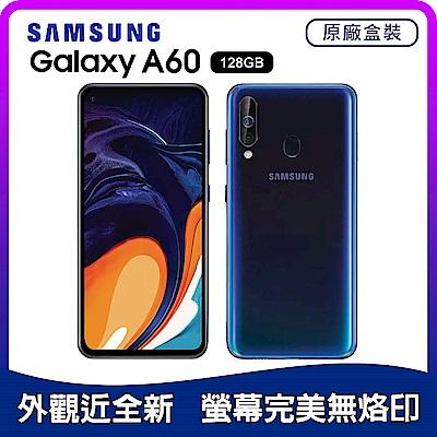 【福利品】SAMSUNG Galaxy A60 (6G/128G) 6.3吋智慧型手機