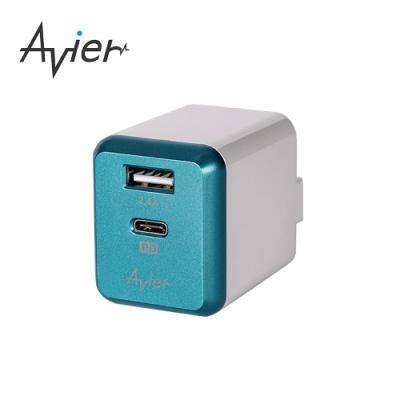 Avier PD3.0+2.4A USB 電源供應器