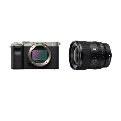 SONY A7C 廣角風景組 FE 20mm F1.8 G (ILCE-7C+SEL20F18G) (公司貨)