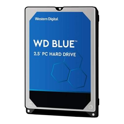WD 威騰 1TB 2.5吋 5400轉 128MB快取 SATA3 藍標硬碟(WD10SPZX)